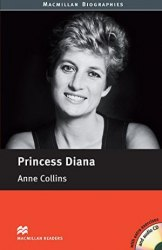 Princess Diana with audio CD Macmillan Readers
