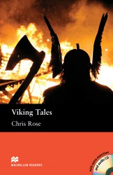 Macmillan Readers: Viking Tales with Audio CD and extra exercises
