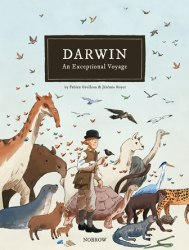 Darwin: An Exceptional Voyage / Комікс