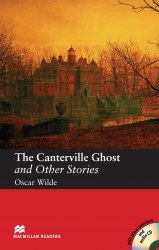 The Canterville Ghost and Other Stories with Audio CD and extra exercises / Книга для читання
