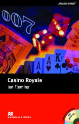 Macmillan Readers: Casino Royale with Audio CD and extra exercises