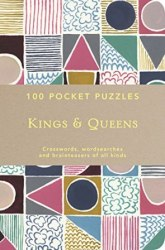 100 Pocket Puzzles: Kings and Queens