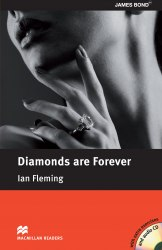 Macmillan Readers: Diamonds are Forever with Audio CD and extra exercises