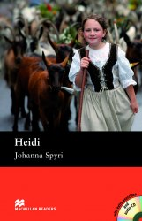 Macmillan Readers: Heidi with Audio CD and extra exercises