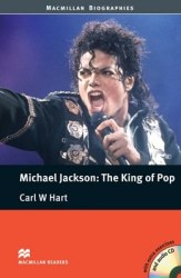 Macmillan Readers: Michael Jackson: The King of Pop with Audio CD and extra exercises
