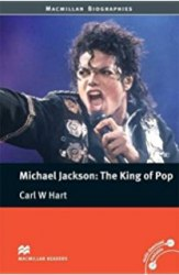 Macmillan Readers: Michael Jackson: The King of Pop