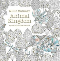 Millie Marotta's Animal Kingdom Colouring Book / Розмальовка