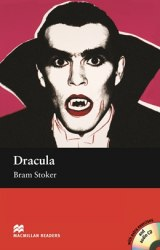 Dracula with Audio CD and extra exercises / Книга з Аудіо диском