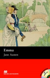 Macmillan Readers: Emma with Audio CD and extra exercises