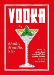 Vodka: Shake, Muddle, Stir