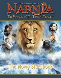 The Chronicles of Narnia: The Voyage of the Dawn Treader Movie Storybook