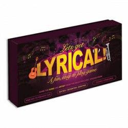 Get Lyrical Game / Настільна гра