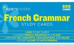 French Grammar Study Cards / Картки