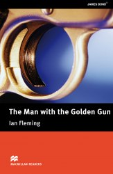Macmillan Readers: The Man with the Golden Gun