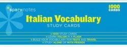 Italian Vocabulary Study Cards / Картки