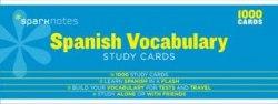 Spanish Vocabulary Study Cards / Картки
