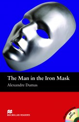 Macmillan Readers: The Man in the Iron Mask with audio CD