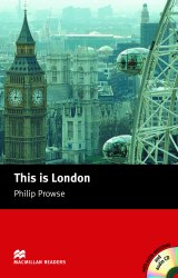 Macmillan Readers: This is London with audio CD