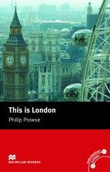 Macmillan Readers: This is London