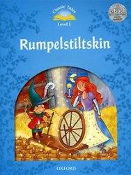 Classic Tales Second Edition 1: Rumplestiltskin with e-book / Книга для читання