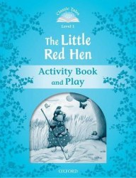 Classic Tales Second Edition 1: The Little Red Hen Activity Book and Play / Робочий зошит