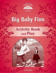 Classic Tales Second Edition 2: Big Baby Finn Activity Book and Play / Робочий зошит