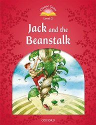 Classic Tales Second Edition 2: Jack and the Beansteak Audio Pack / Книга для читання