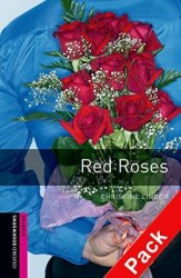 Oxford Bookworms Library Starter: Red Roses with Audio CD