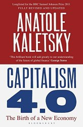Capitalism 4.0: The Birth of a New Economy