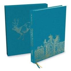 Harry Potter 3 Prisoner of Azkaban Deluxe Illustrated Slipcase Edition