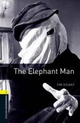 The Elephant Man with Audio CD / Книга з Аудіо диском