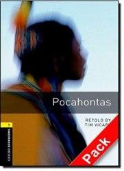 Pocahontas with Audio CD / Книга з Аудіо диском