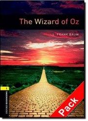 The Wizard of Oz with Audio CD / Книга з Аудіо диском