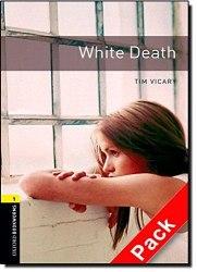 White Death with Audio CD / Книга з Аудіо диском