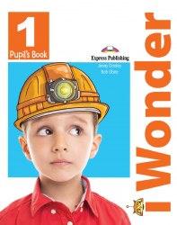 I Wonder 1 Pupil's Book / Підручник для учня
