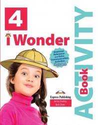 I Wonder 4 Activity Book + DigiBook / Робочий зошит