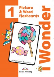 I Wonder 1 Picture and Word Flashcards / Flash-картки