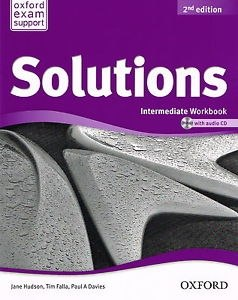 Solutions (2nd Edition) Intermediate Workbook (Ukraine) / Робочий зошит