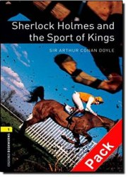 Sherlock Holmes and the Sport of Kings with Audio CD / Книга з Аудіо диском