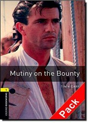 Mutiny on the Bounty with Audio CD / Книга для читання