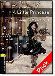 Oxford Bookworms Library 1: A Little Princess with Audio CD