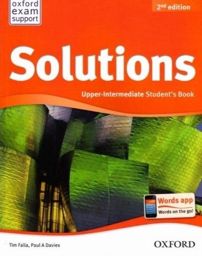Solutions (2nd Edition) Upper-Intermediate Student's Book / Підручник для учня
