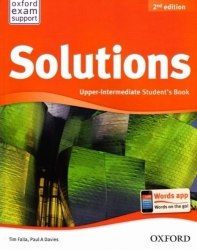 Solutions (2nd Edition) Upper-Intermediate Student's Book / Підручник для учня