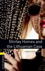 Shirley Homes and the Lithuanian Case with Audio CD / Книга з Аудіо диском