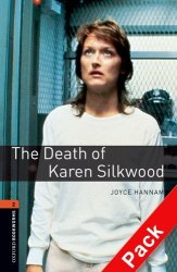 The Death of Karen Silkwood with Audio CD / Книга з Аудіо диском