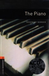 Oxford Bookworms Library 2: The Piano with Audio CD