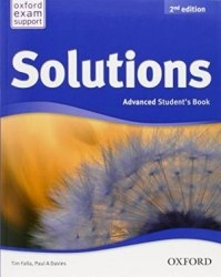Solutions (2nd Edition) Advanced Student's Book / Підручник для учня