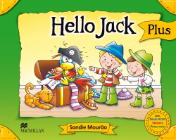 Hello Jack Pupil's Book Pack Plus Macmillan / Підручник для учня