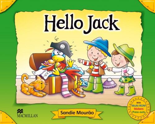 "Hello Jack Pupil's Book Pack ""Macmillan"" / Підручник для учня"