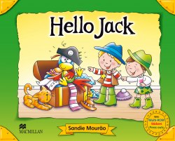 "Hello Jack Pupil's Book Pack ""Macmillan"" / Підручник для учня"